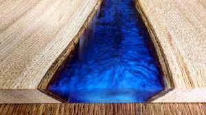 table rivière wwa epoxy